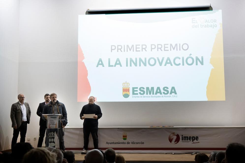 ESMASA premia a los trabajadores que presenten proyectos que mejoren Alcorcón