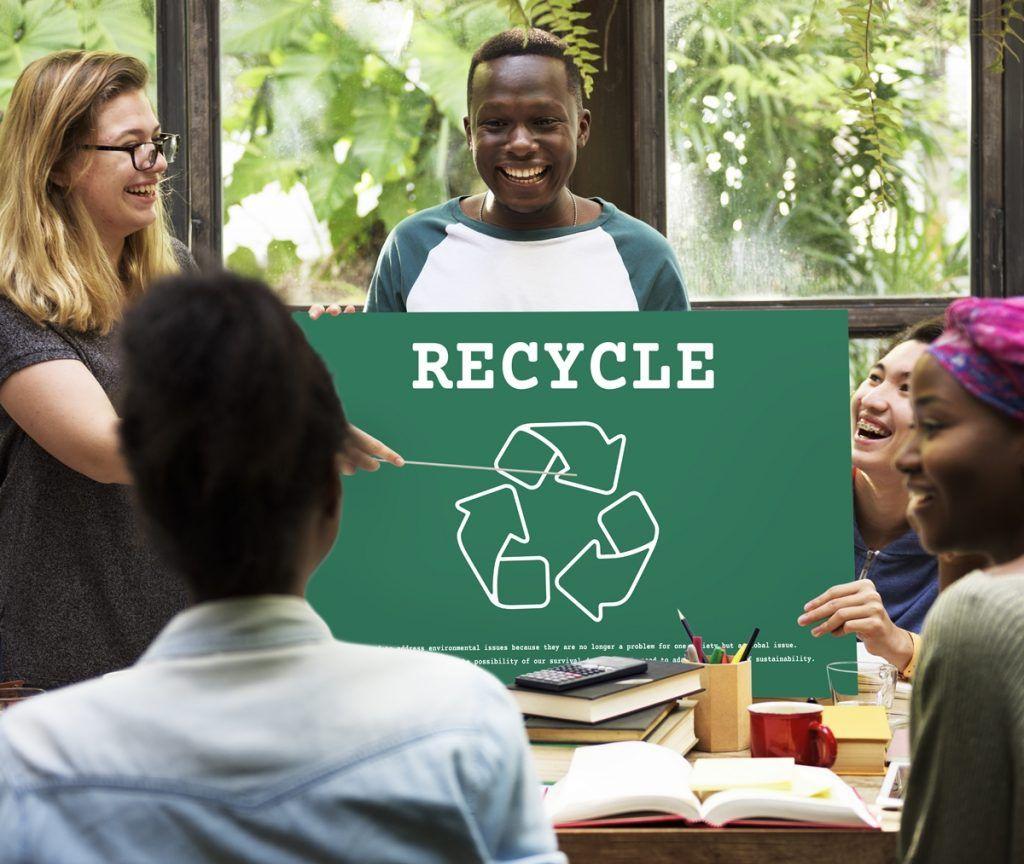 Alcorcón recicla yeso para reducir el impacto medioambiental