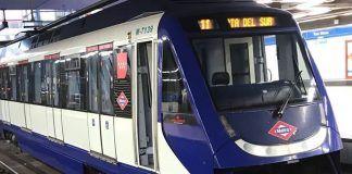 Tremendo susto en la Línea 10 de Metro muy cerca de Alcorcón