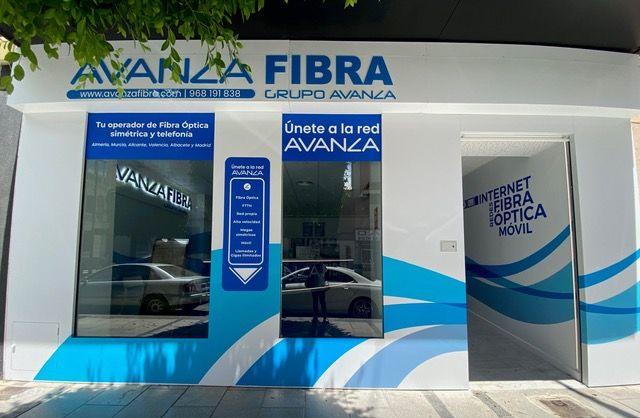 Avanza Fibra duplica su número de tiendas durante la pandemia entre ellas la de Alcorcón