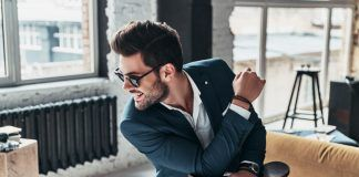 Gascon barberia para hombre