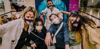 Los zombis invadiran el centro comercial Tresaguas