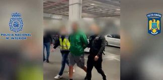 Detenido en Alcorcón un fugitivo de Rumania acusado de apuñalar a un hombre