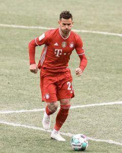 Orden de prisión para Lucas Hernández, futbolista con pasado en Alcorcón
