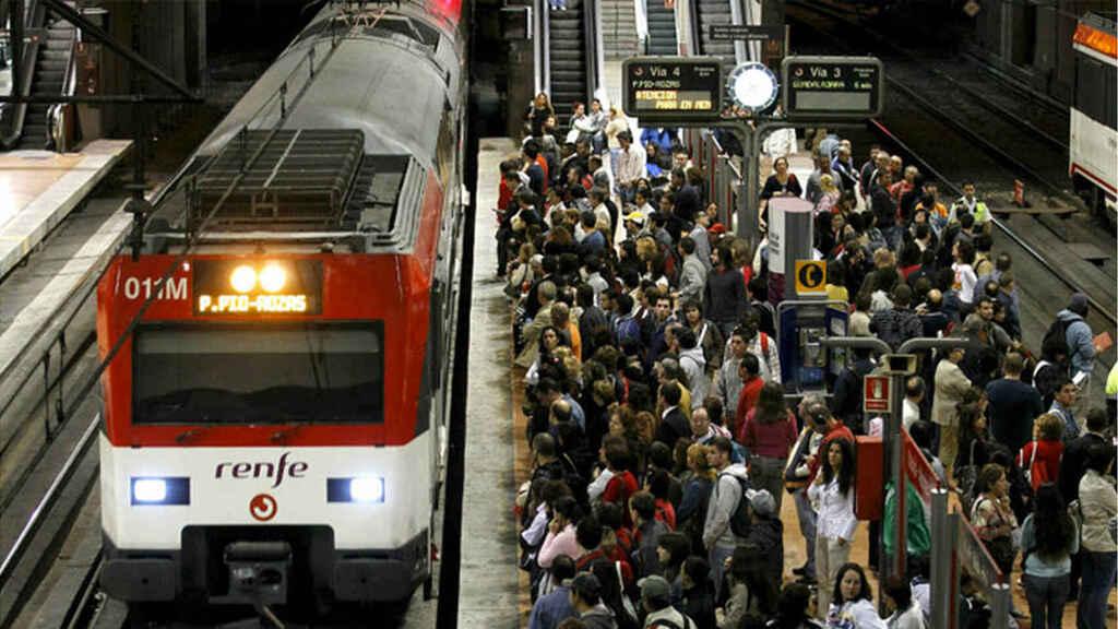 La huelga de Renfe afecta a miles de vecinos de Alcorcón