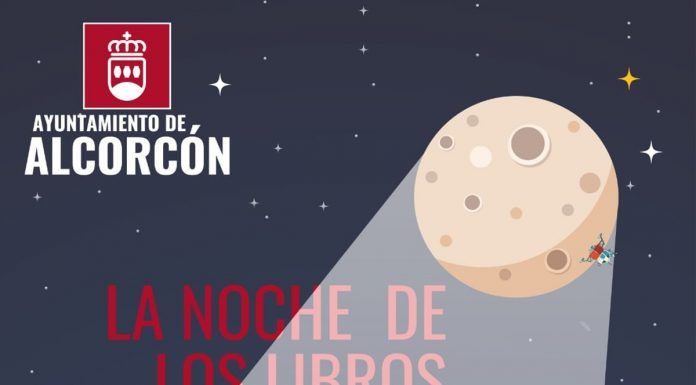 La Noche de los Libros llega a Alcorcón