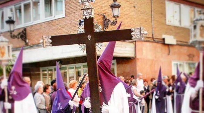 Procesión este sábado en Alcorcón