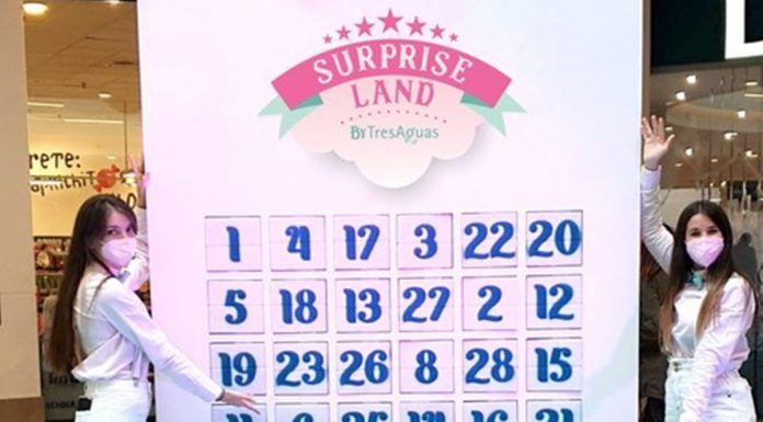 Surprise Land, premios, regalos y fantasía en TresAguas y en Alcorcón