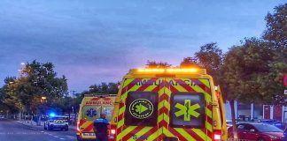 Un niño de dos años cae desde una altura de cuatro metros en Alcorcón